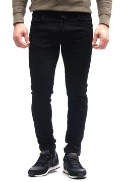 BACK 2 JEANS BLACK SLIM