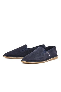 JACK AND JONES SUEDE LOAFERS