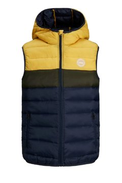 JACK AND JONES JJEMAGIC BODY WARMER HOOD