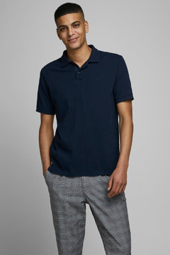 Jack and Jones basic polo shirt