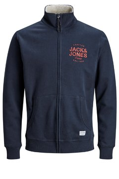 JORUPTON SWEAT ZIP HIGH NECK