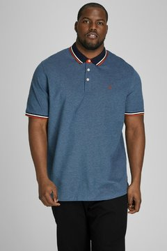 JJEPAULOS POLO SS NOOS PS BIG SIZES