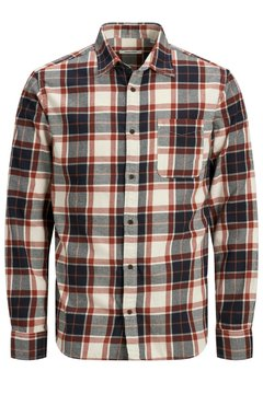 JACK AND JONES JJPLAIN PRE CHECK SHIRT LS
