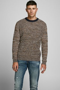 JORWOODS KNIT CREW NECK JACK AND JONES