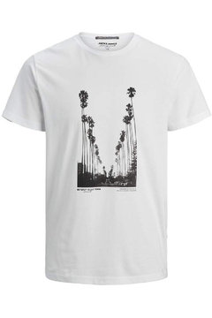 Jack and Jones t-shirt palm